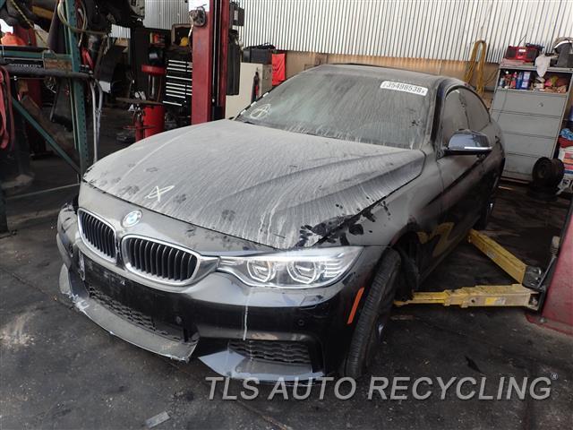 Used Parts for BMW 428I BMW - 2015 - 901.BM1U15 - Stock# 8431YL