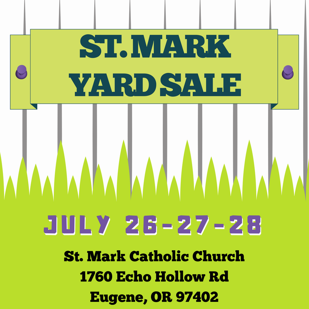 BEST YARD SALE OF THE SUMMER!