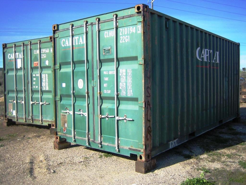 Used & New Shipping Containers