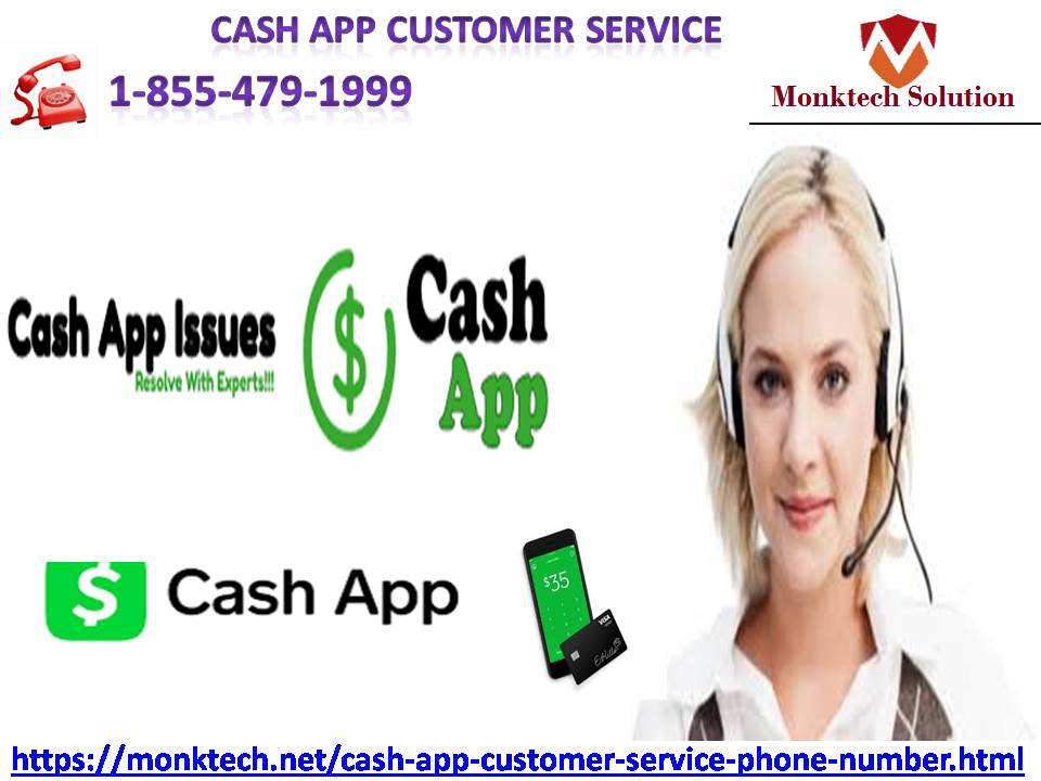 Solve all the cash app issues at cash app customer service 1-855-479-1999