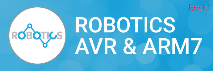 Six months Robotics with AVR and ARM7 training Institute In Noida