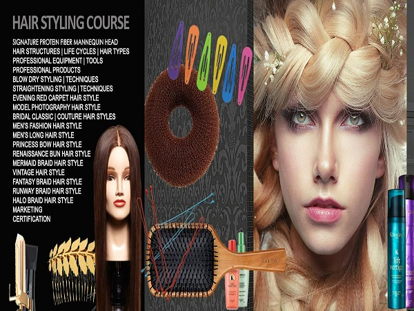 Hairdressing Cutting Courses | Onlinehaircourses.com
