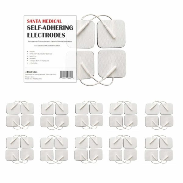 Electrode Pads now availabel on santamedical Website at 10% Discount