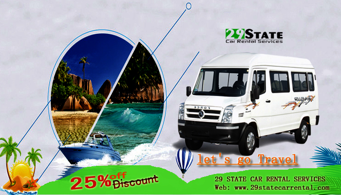 Online Booking Tempo Traveller for Outstation Travelling