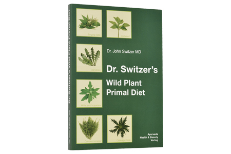 Wild Plant Primal Diet Recipe Book