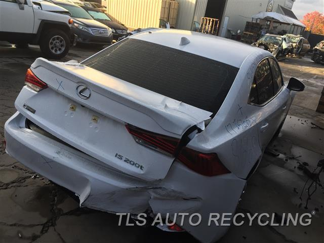 Used Parts for Lexus IS200T - 2017 - 901.LE1I17 - Stock# 8665YL