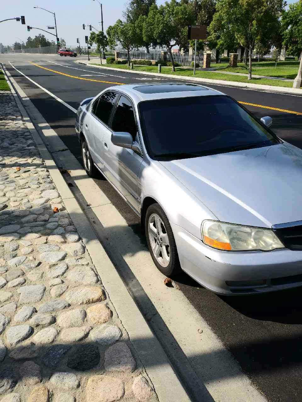 2003 Acura TL 3.2 Type S Luxury Vehicle