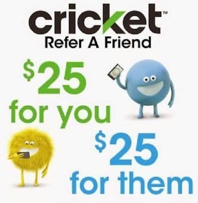 refer a friend program @cricket wireless southfield