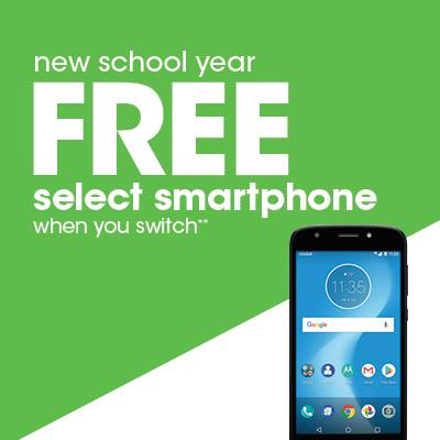 free smartphones when you switch to cricket wireless