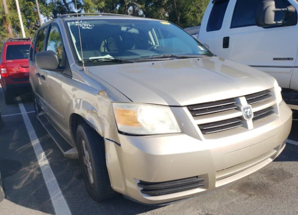 2008 Dodge Grand Caravan SE Wagon KS045361A