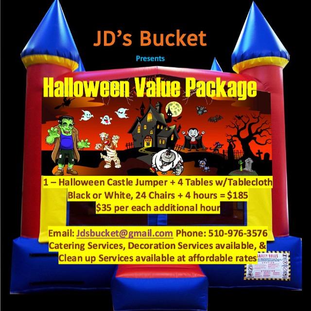 JD's Bucket