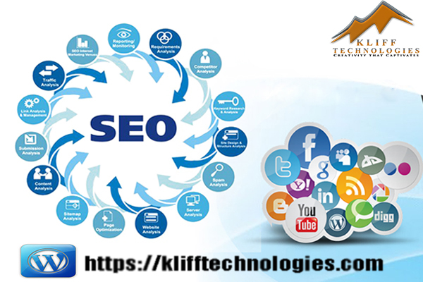SEO services in Petersburg city