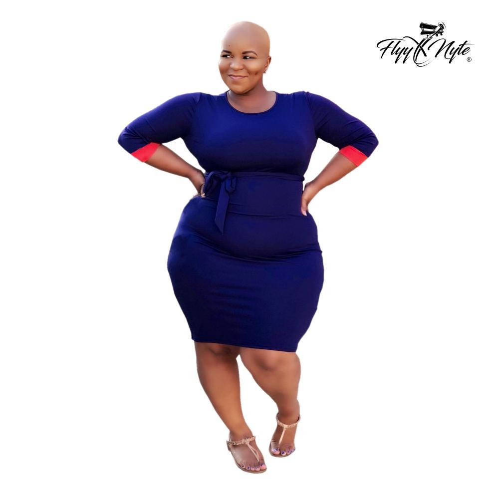 Buy Online Women's Plus Size Mini Dresses