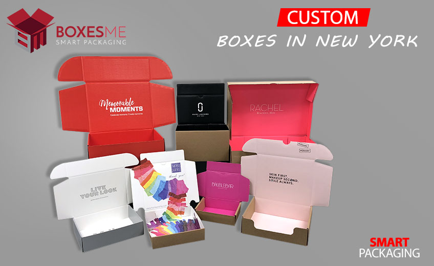 We provide High-Quality Custom Boxes Wholesale in New York