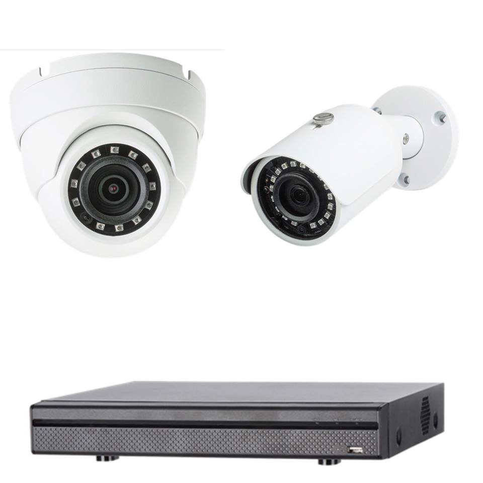 Security Cameras Installations