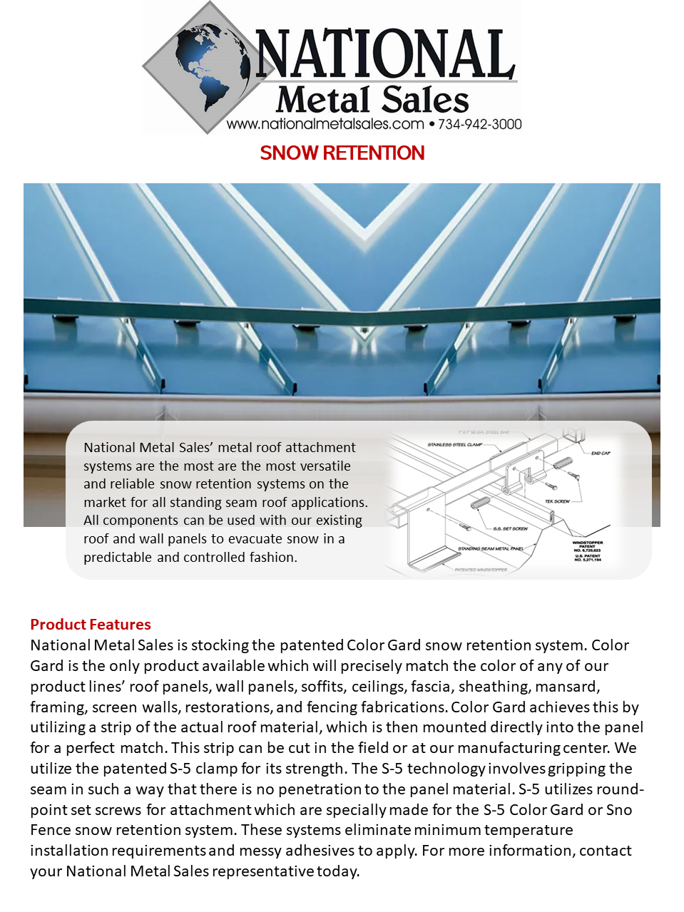 New Eco-Friendly & Durable Metal Roofing and Siding