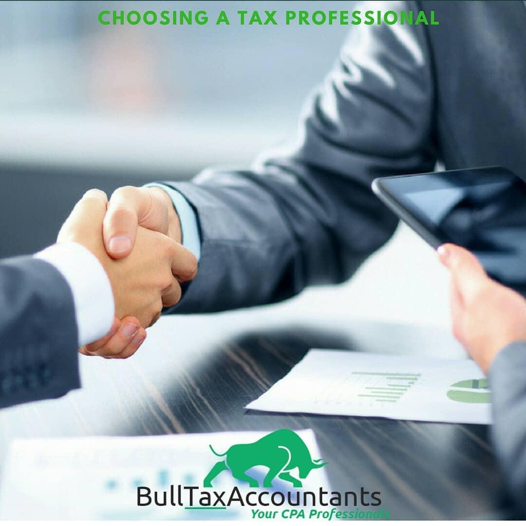 Professional Tax Help- bulltaxaccountants.com