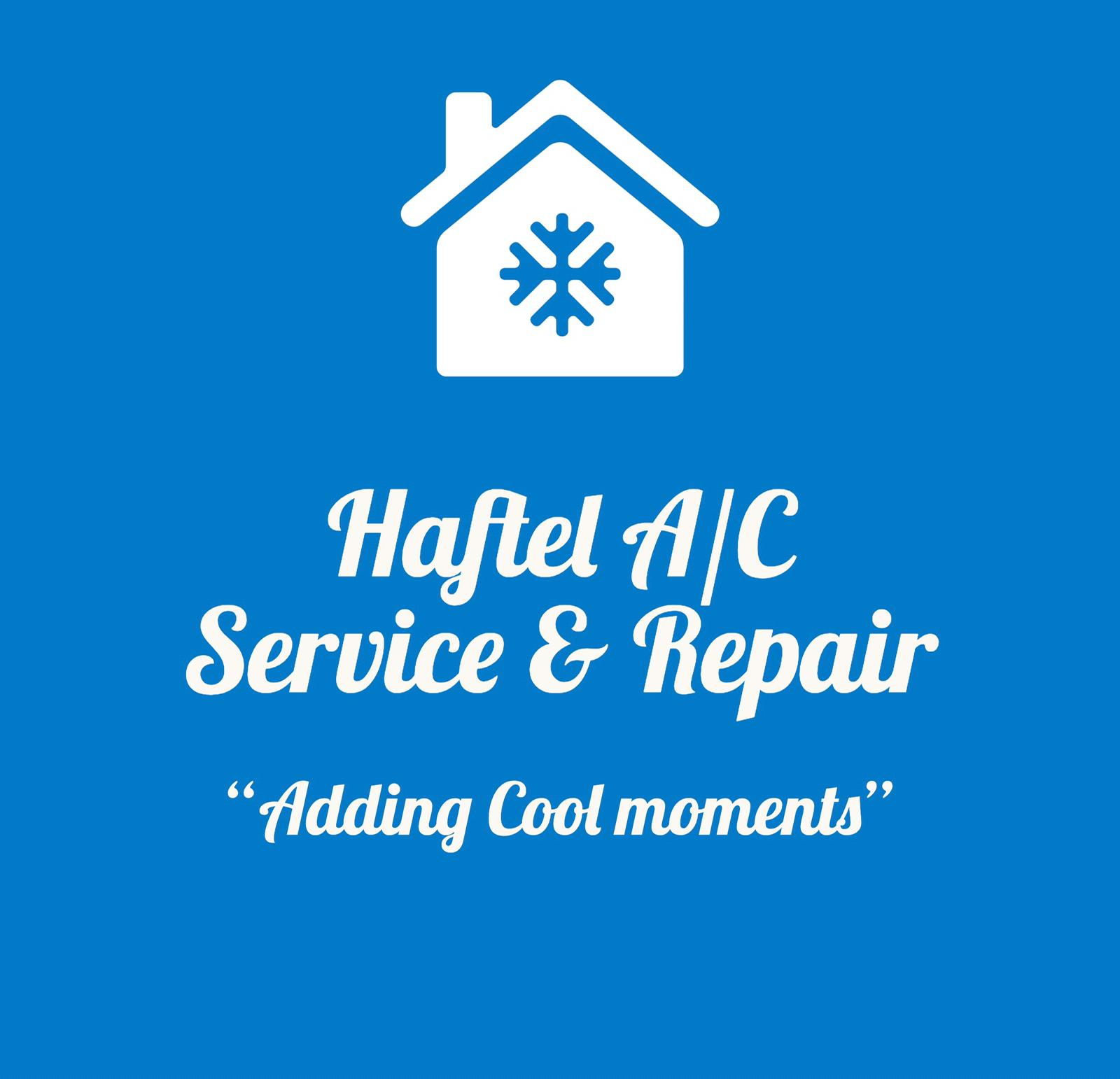 Haftel Air Conditioning Repair Any year Any Model (Home or Business)