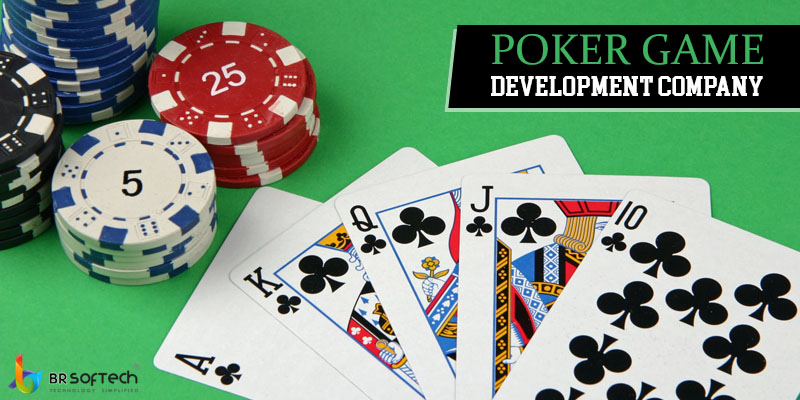 BR Softech an Experienced Poker Game Development Company for Your Game
