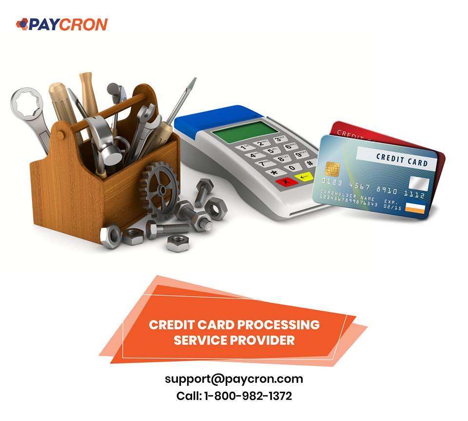 Credit Card Processing Service Provider