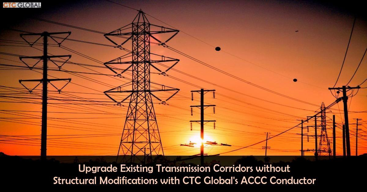 Best ACCC Conductor Solutions offered by CTC Global