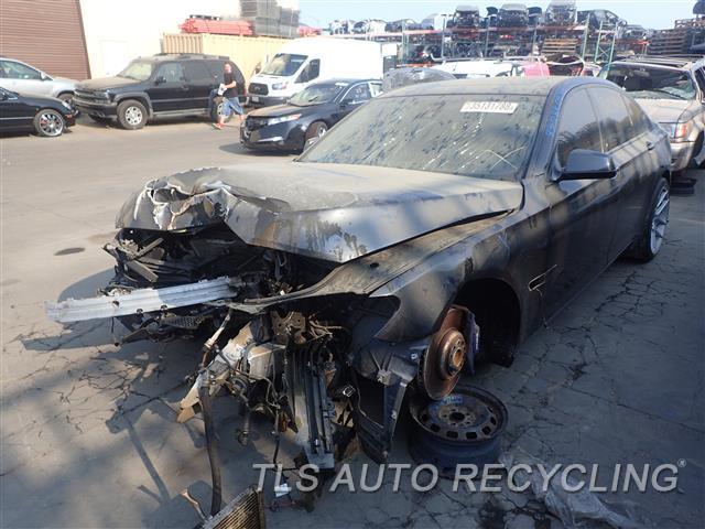 Used Parts for BMW 750I - 2009 - 901.BM1X09 - Stock# 8392BR