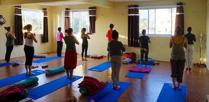 200 Hour Hatha, Ashtanga Yoga Teacher Training in Rishikesh India