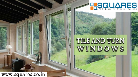 Upvc Casement Windows Manufacturers, Suppliers | Upvc Tile and Turn Windows