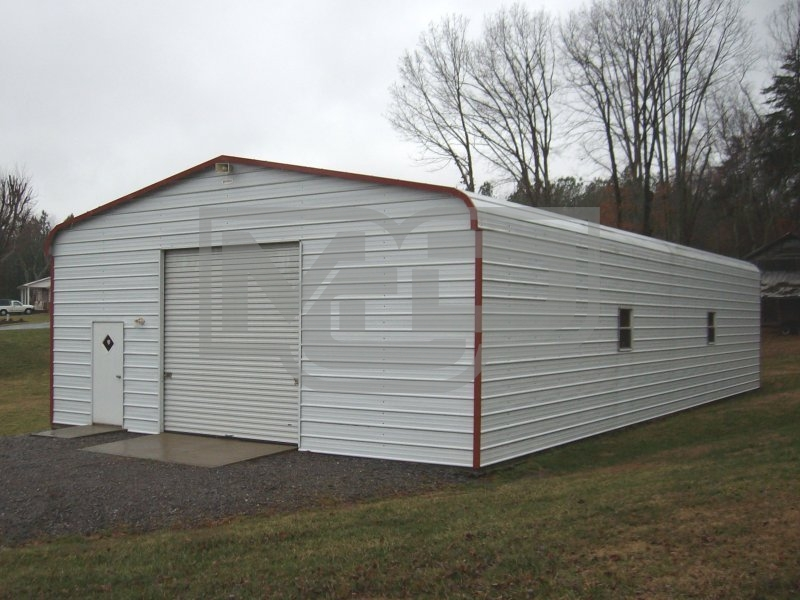 Build Your Top Quality Regular Metal Garages at the Best Prices In Mount Airy