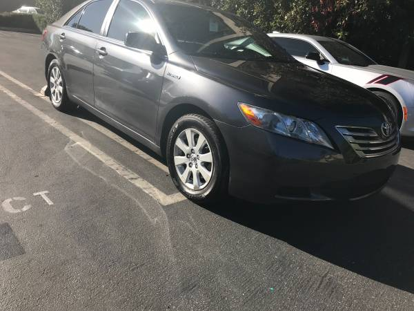 good  2007 Toyota Camry for sale