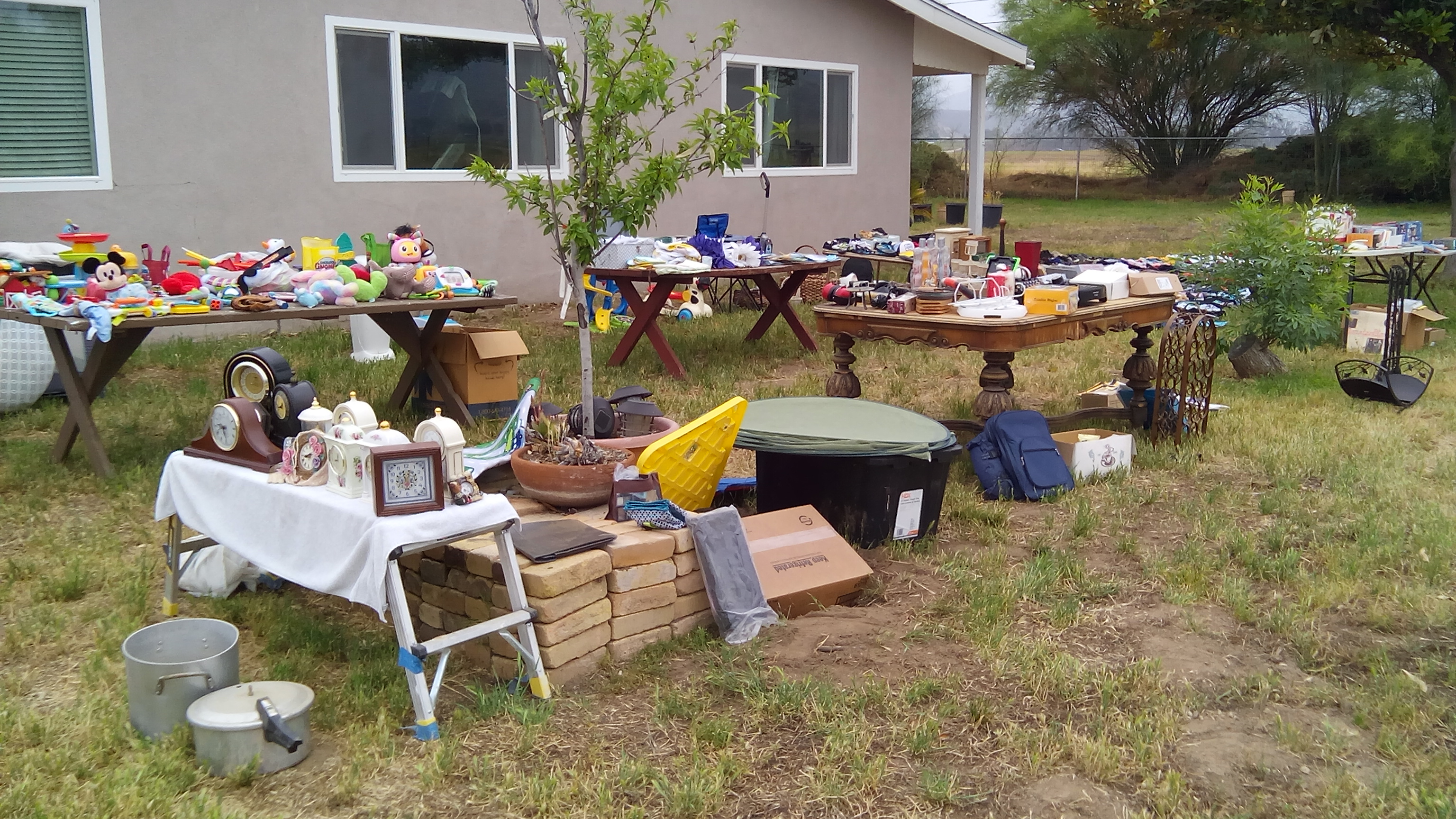 Huge Yard Sale in Winchester off Domengoni and Winchester- June 8th at 7 a.m. - 2 p.m.