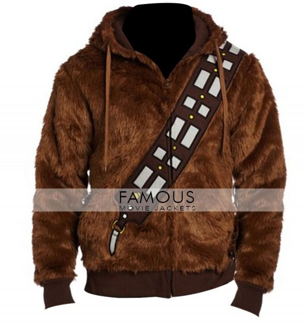 Star Wars Chewbacca Jacket