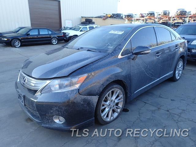 Used Parts for Lexus HS250H - 2010 - 901.LE1H10 - Stock# 7588RD
