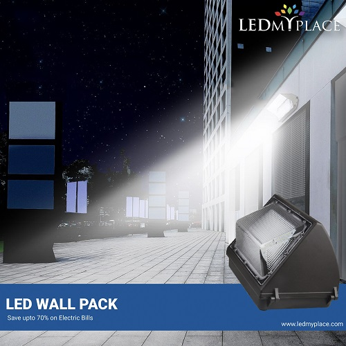 LED Wall Packs for Sale | LED Wall Pack Lights - Ledmyplace.com