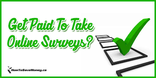 Online Surveys - Work From Home