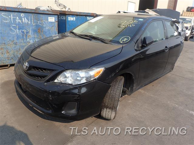 Used Parts for Toyota COROLLA - 2012 - 901.TO1E12 - Stock# 8439OR