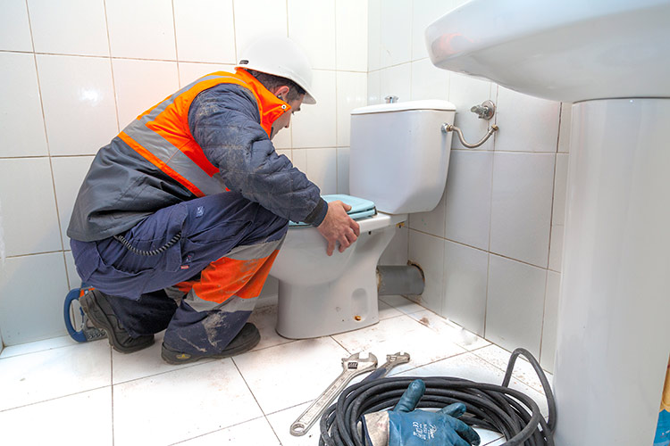 PLUMBING LEAK DETECTION SERVERS