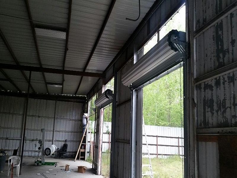 Commercial Roll up Door Repair   American Roll-up Door