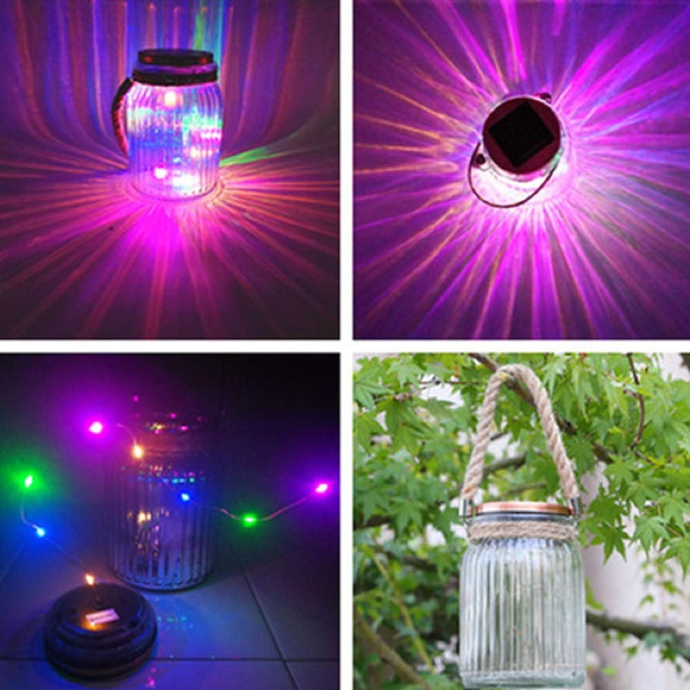 Solar glass ball table light, solar ball lights outdoor, hanging solar lanterns