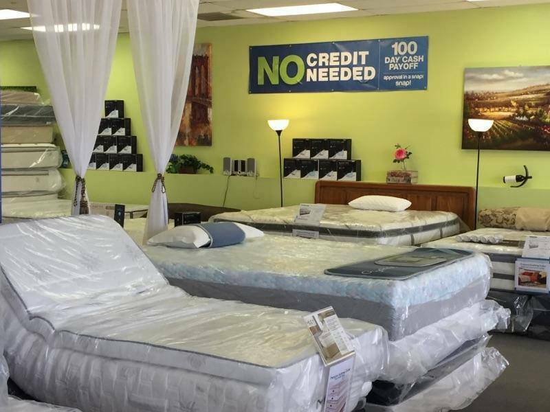 New Full Adjustable Bed and Premium Foam Mattress Set
