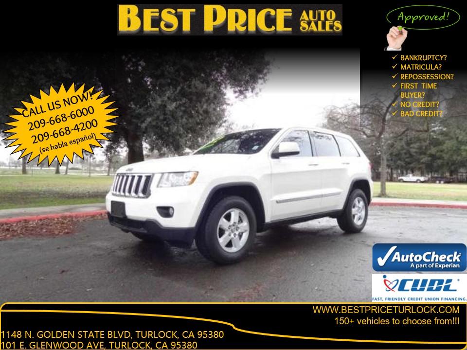 2012 Jeep Grand Cherokee Laredo Turlock