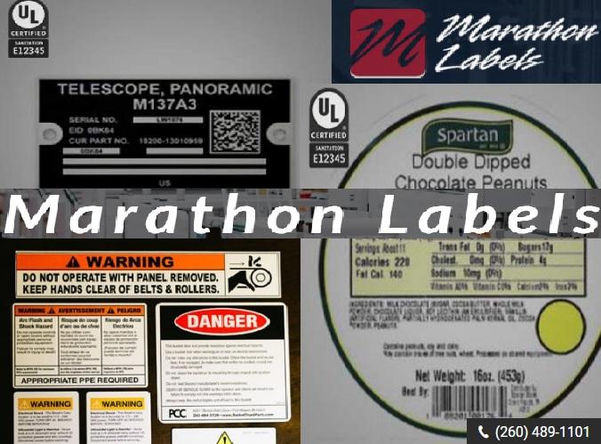 Harsh Environment Labels of Marathon-Labels