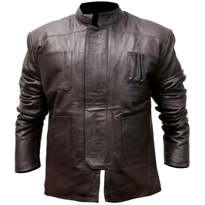 Han Solo Star Wars Leather Jacket