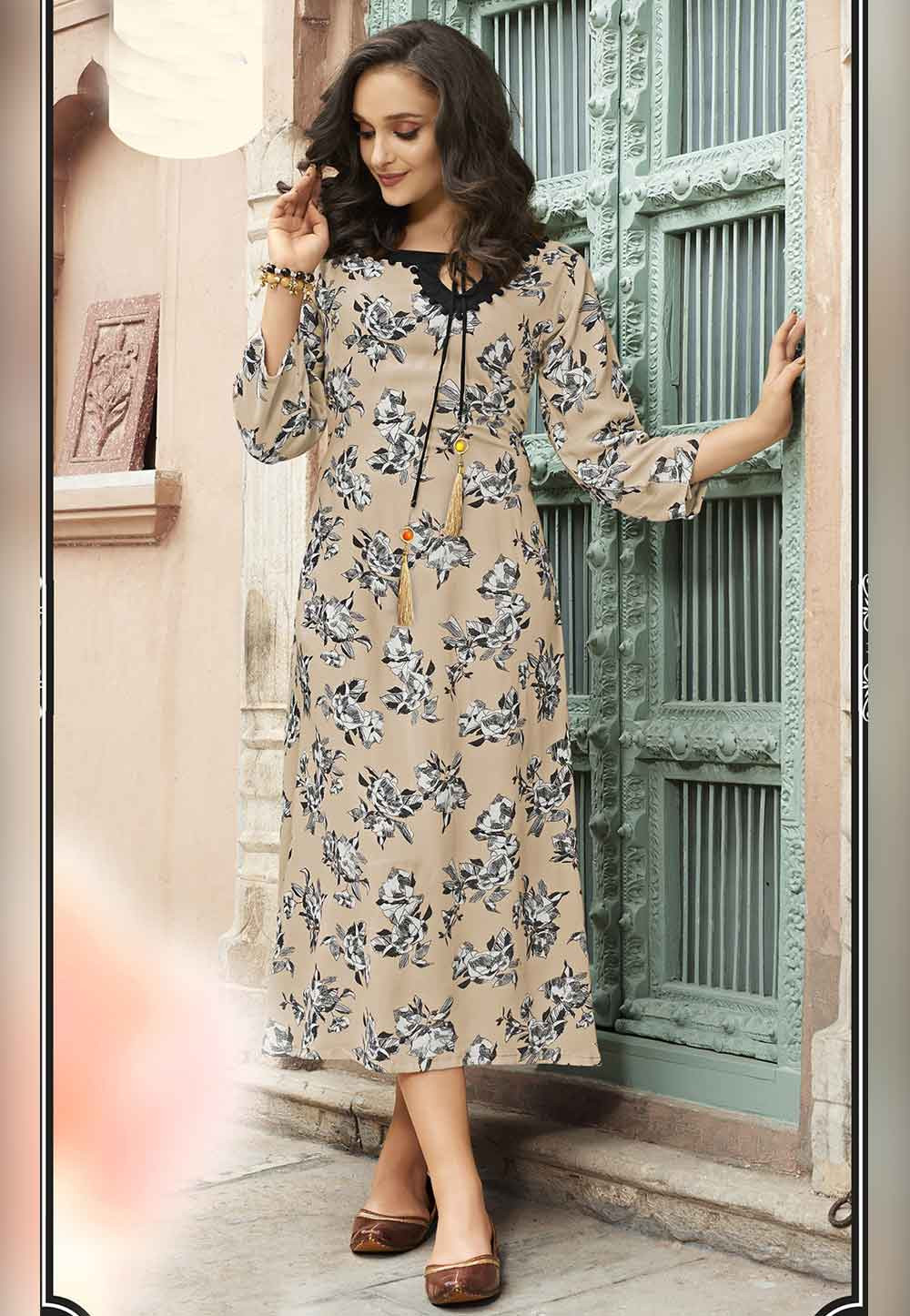 Buy Indian Kurtis and Tops Online at Discounted Price