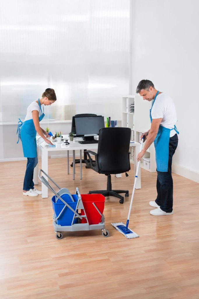 SCA Commercial Cleaning
