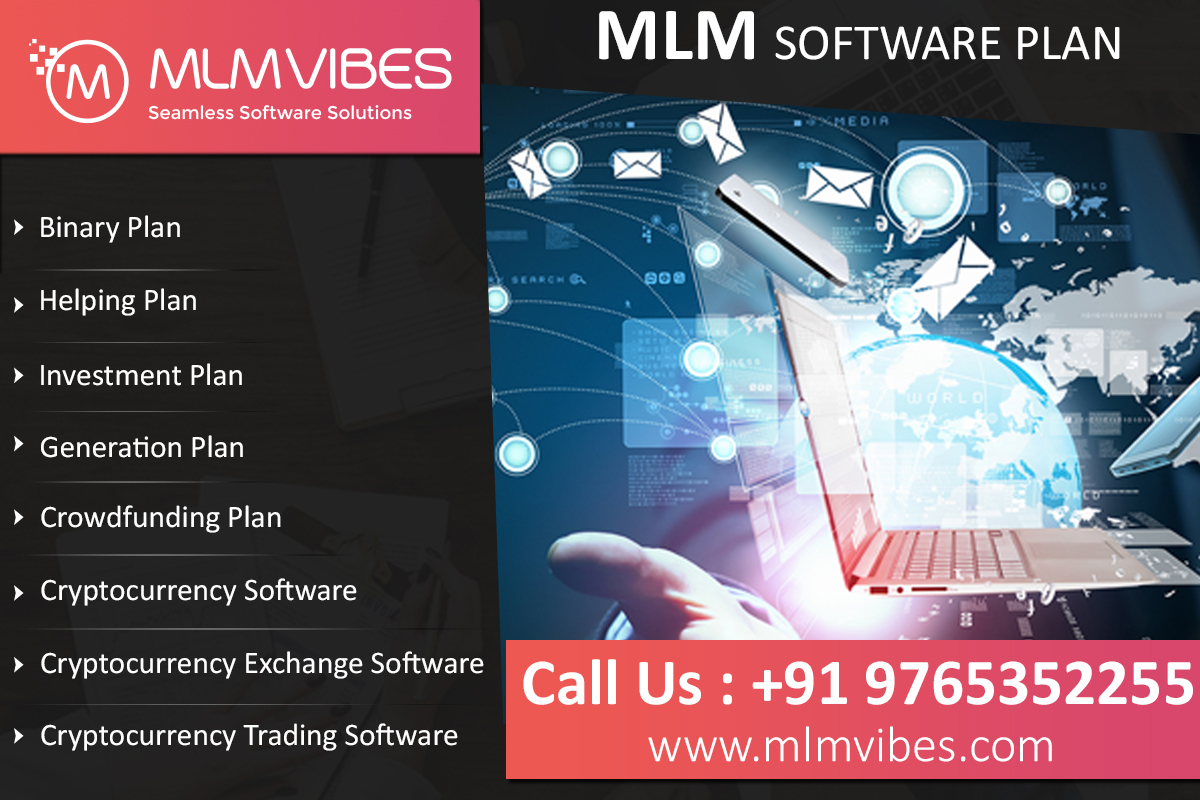 MLM Vibes: Back Office MLM Software For All Plans