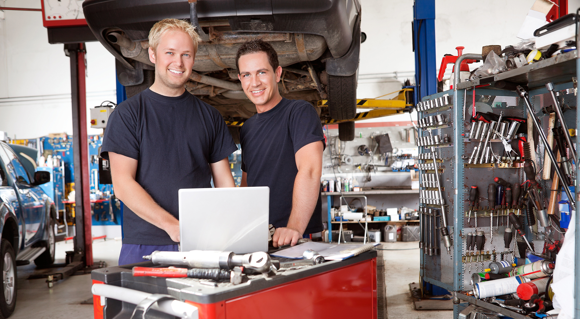 Automotive Consultant Service Safety Features