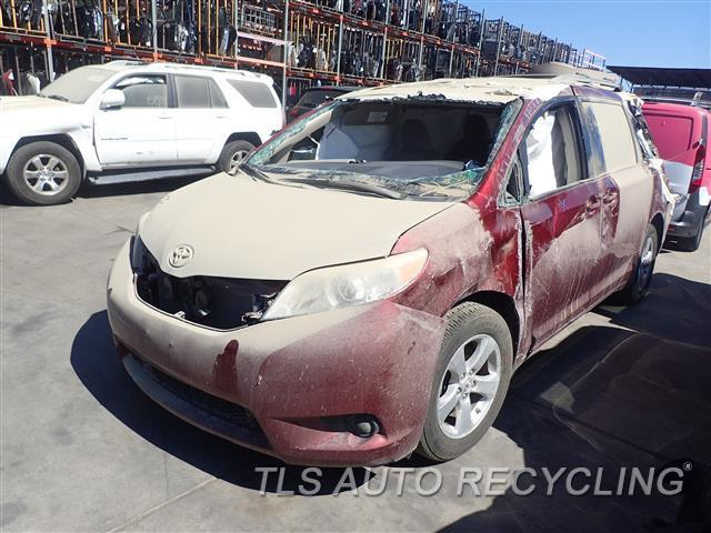 Used Parts for Toyota SIENNA - 2017 - 901.TO1Q17 - Stock# 8385OR