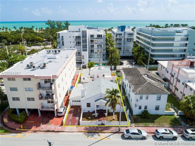 Miami Beach: 2/1 Comfortable apartment (Harding Ave., 33141)