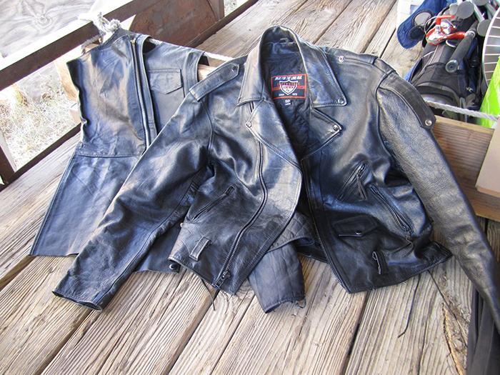 Full Leather Set